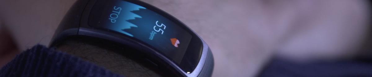 Schlaganfallprävention: Samsung Gear Fit II Smartwatch erkennt mit Preventicus-Applikationen Vorhofflimmern sehr genau